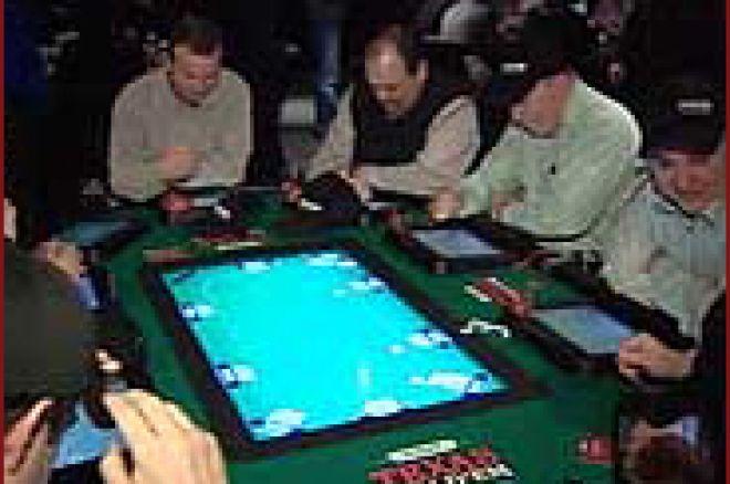 PokerTek crée le tournoi de poker automatisé 0001