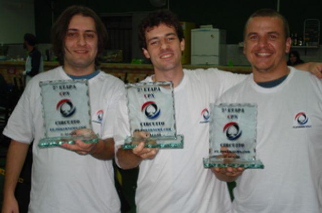 II Etapa do Circuito PT.PokerNews.Com Brasil – Bruno Giacomazzi Campeão 0001