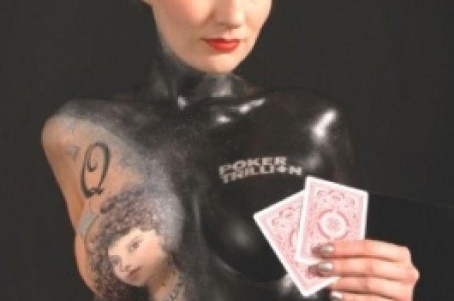 Catgirl alasti PartyPoker World Openil 0001