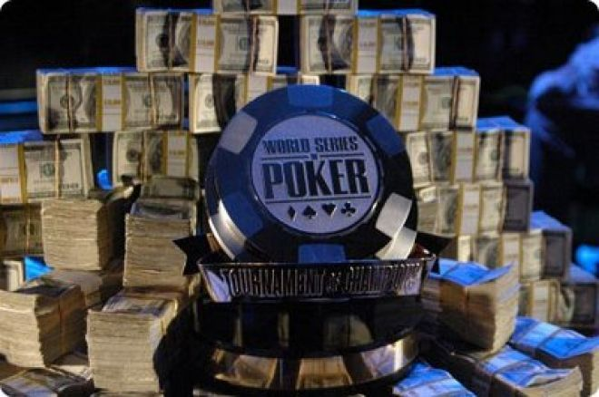 Finaletafel World Series of Poker 2008 in november | Overig Poker Nieuws 0001