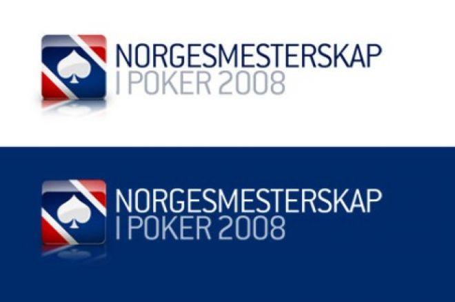 Dag 1A Main Event Norgesmesterskapet i poker 2008 0001