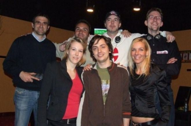 Aces-up gewinnen Team EPC im Poker Royale 0001