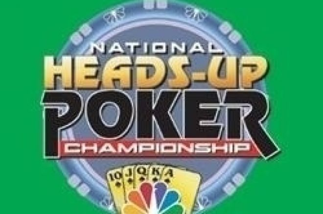 NBC National Heads-Up Poker Championship의 참가 자격권 발표  0001