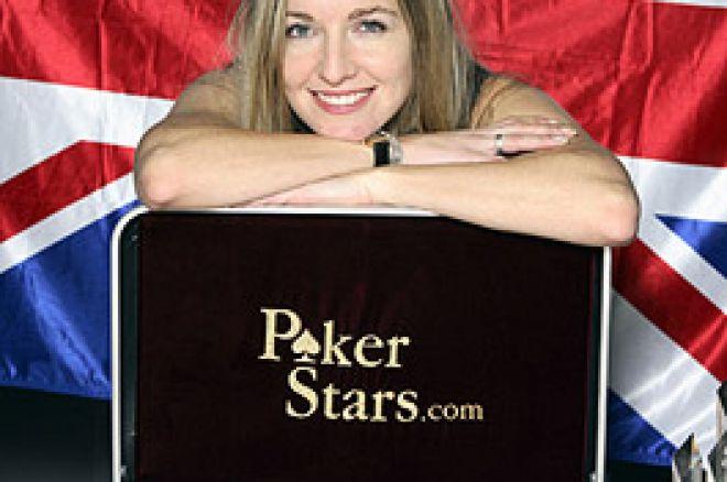 Vicky Coren ansluter sig till Team Pokerstars 0001