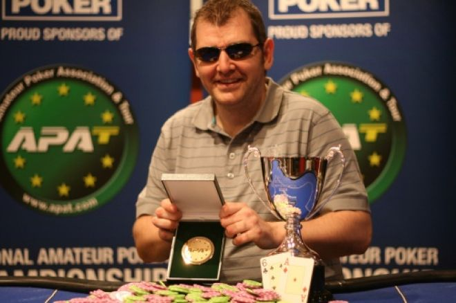 Jason Jones Wins the APAT Scottish Amateur Poker Championship 0001