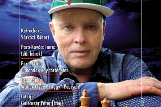 Megjelent a Kártya [Cardplayer] Magazin 10. száma. 0001