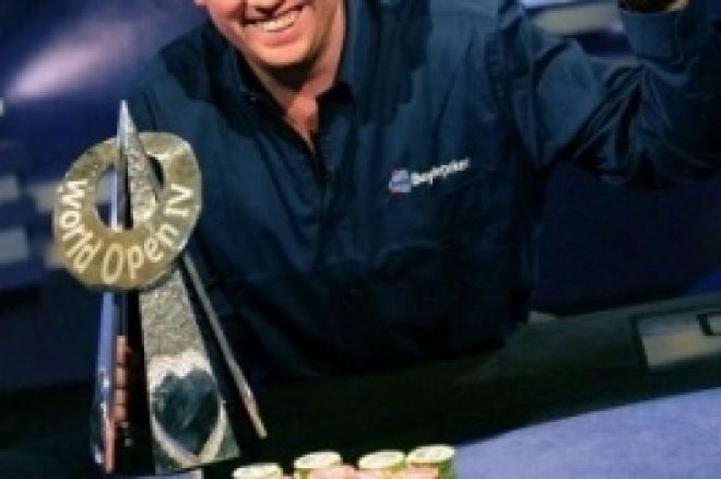 Marty SmythがPartyPokerワールドオープンIVで優勝 0001