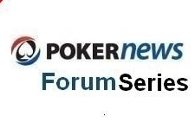 Giro di Boa per il Campionato del Forum – Ancora Conteso l'Ambito Pacchetto WSOP 0001