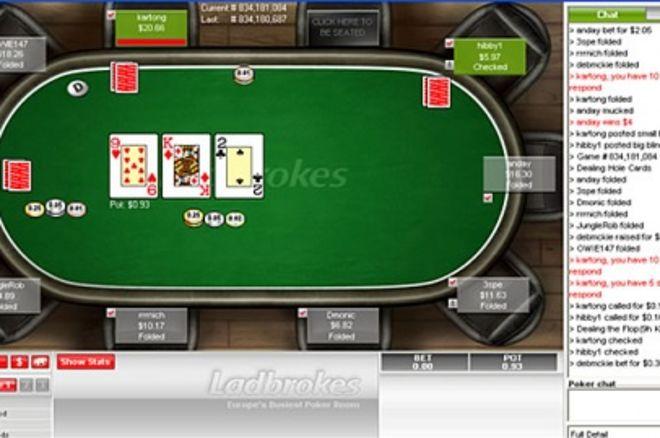 Ladbrokes Poker ja PokerNews alustavad koostööd. Tulekul kolm $20.000 cash-freerolli! 0001