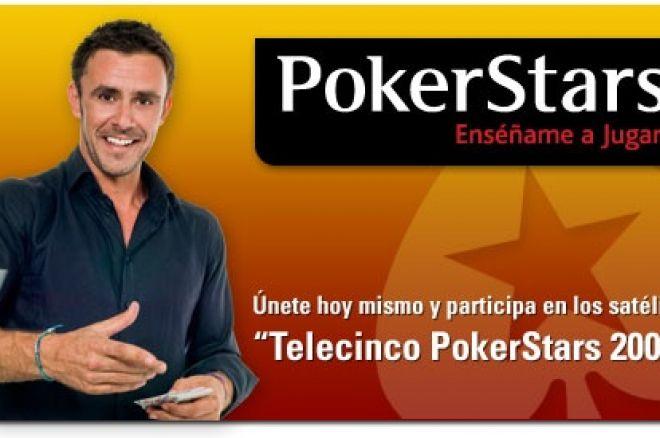 Pokerstars presenta póquer en televisión en España 0001