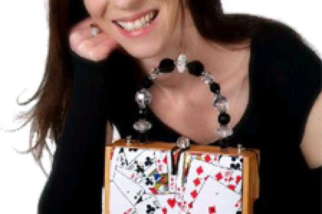 Die Webauftritte der Poker-Profis - Teil 9: Isabelle Mercier 0001