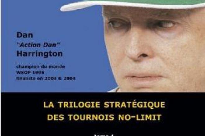 "Livre de poker - ""Poker Harrington 1"" de François Montmirel 0001"