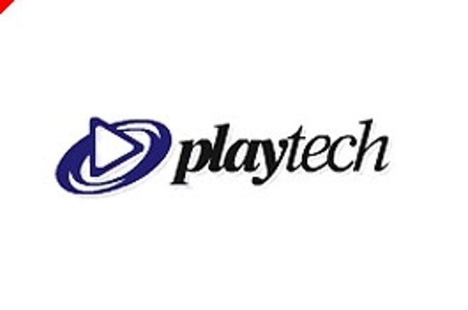 Playtechが第1四半期利益を発表 0001