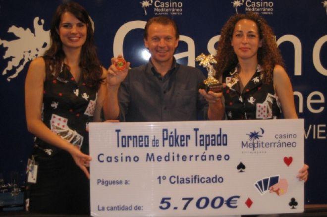 Gabino Rebelles gana el mensual de cubierto de Villajoyosa 0001