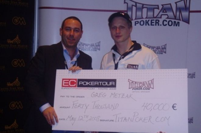 Grag Metzalk triunfa en el Euro City Poker Tour 0001