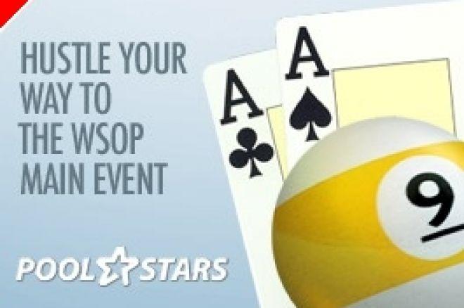 Jouez au billard sur Poolstars peut vous mener au Main Event des WSOP! 0001
