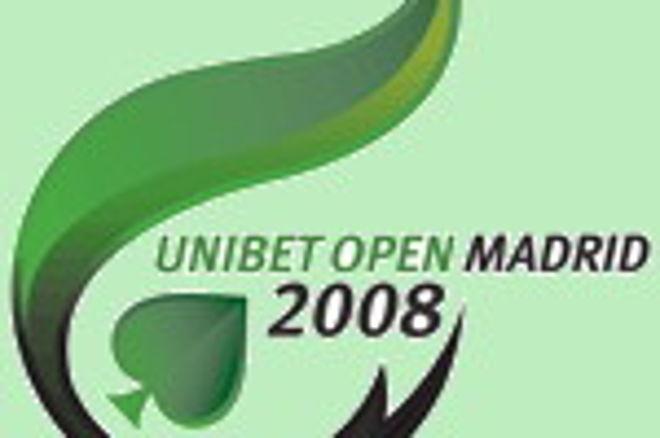 Fin del día 1A del Unibet Open Madrid 2008 0001