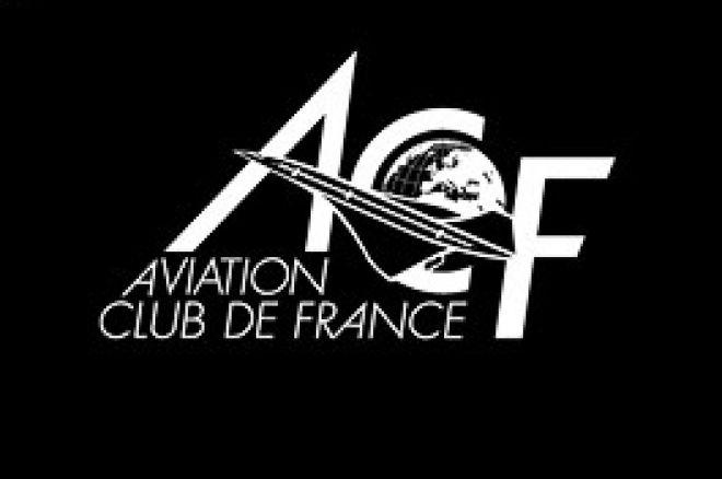 Roger Hairabedian remporte le Grand Prix de Paris 2008 à l'Aviation Club de France 0001