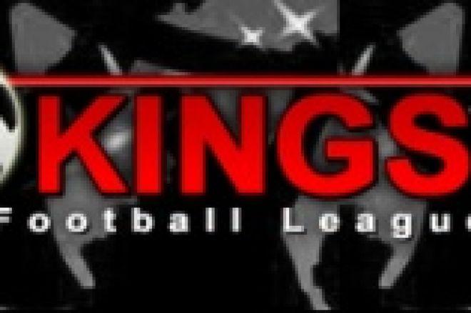 RedKings Pokerfußball-Liga 0001