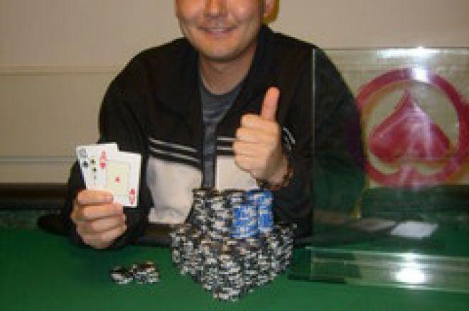 Chivas ganha a 4ª Etapa do Circuito ABC de Poker 0001