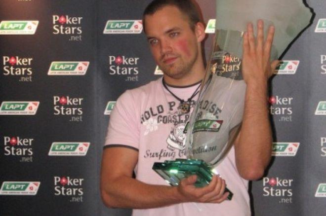 Waldemar Kwaysser gana el PokerStars LAPT Costa Rica 0001