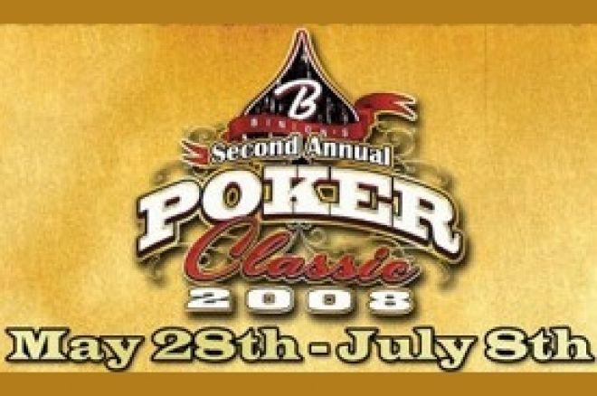 Binion's Announces Second Annual Binion's Poker Classic 0001