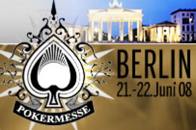 Royal Flush und Animazing Gamblerstore gemeinsam auf der Pokermesse in Berlin 0001