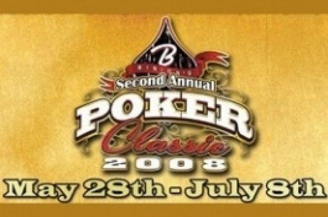Binion's Anuncia Segundo Poker Classic Anual 0001