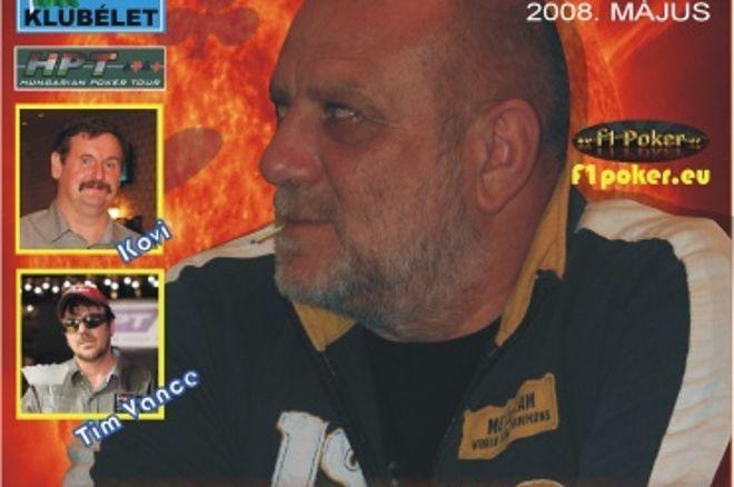 Megjelent a BLÖFF! Póker Magazin Májusi Száma! 0001