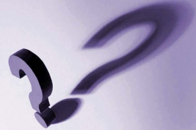 The UK PokerNews Big Question 0001