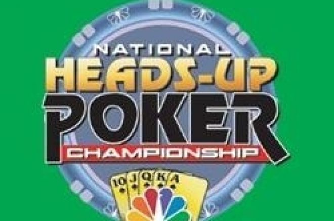 NBC National Heads-Up Poker Championship Inks Four-year Deal with Caesars 0001