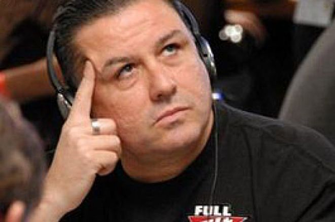 2008 WSOP, Event #1, $10,000 World Championship PLHE, Day 1: Eli Elezra Leads 0001