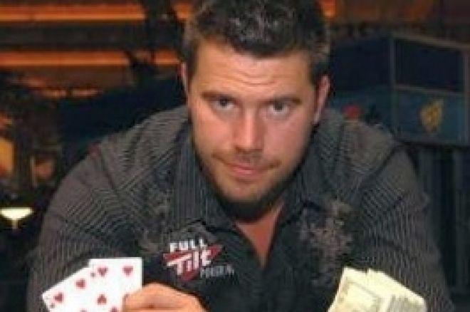 WSOP 2008, Event #1 $10,000 PLHE den 2: Nenad Medic si odnáší náramek 0001