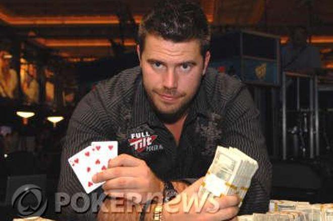 Nenad Medic a 39. WSOP $10,000 Pot Limit Hold'em Bajnoka! 0001