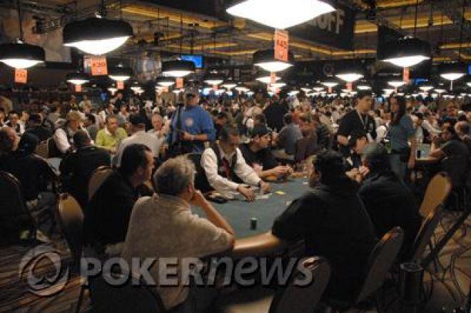 Journal WSOP 2008 - 1er Juin : Nouveau record d'affluence pour le 1.500$ NLHE 0001