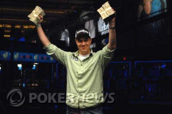 Grant Hinkle wint Event #2 $1.500 NL Holdem WSOP 2008 + meer pokernieuws 0001