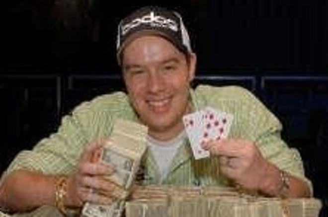 WSOP Event #2, $1,500 NLHE: Grant Hinkle vítězí po šokující hře na nejdelším... 0001
