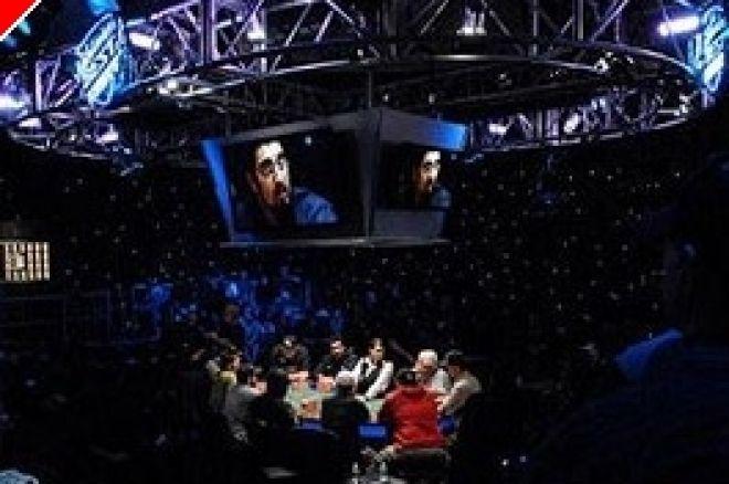 2008 WSOP #4: $5,000 Mixed Holdem: finaalipöytä saavutettu 0001