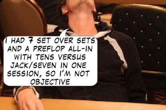 Live from Las Vegas - Poker Comic 0001
