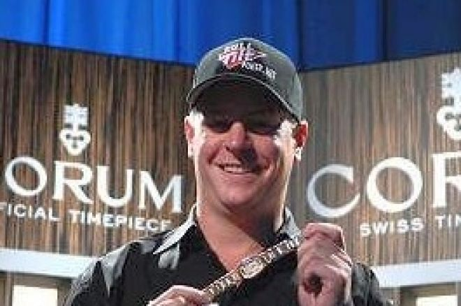 2008 WSOP, Event #4, $5,000 Mixed Hold'em: Erick Lindgren Wins First Bracelet 0001