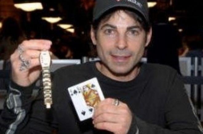 WSOP Event #3 - $1.500 PLHE – David Singer vinder bracelet 0001