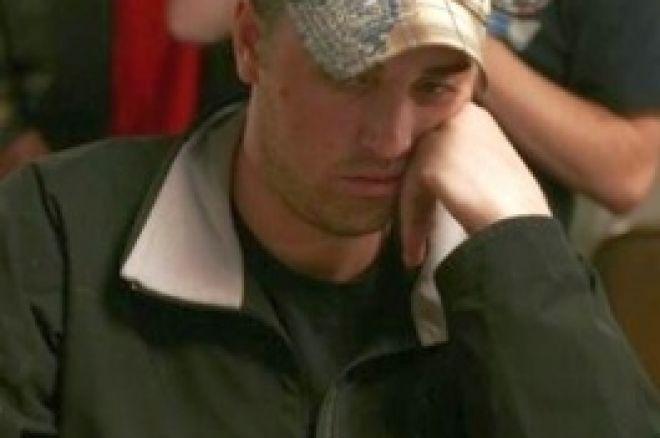 WSOP 2008 Evento #5 $1,000 NLHE Rebuy, Dia 2: Michael Banducci na Frente 0001