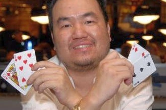 2008 WSOP Event #6 $1,500 Limit Omaha Hi/Lo: – Thang Luu Captures First Bracelet 0001