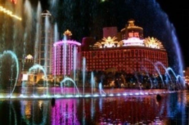 Nyåpnet pokerrom i Macau arrangerer veldedighetsturnering 0001