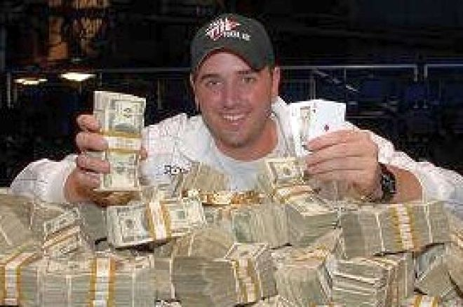 2008 WSOP Event #5, NLHE W/ Rebuys Final: Michael Banducci Wins Big 0001