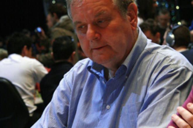 Chris Björin förste svensk att nå ett finalbord i årets WSOP 0001