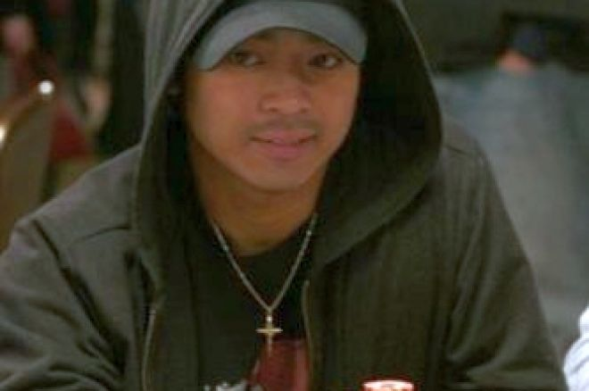 2008 WSOP Event #7 $2,000 NLHE Day 2: Theo Tran Holds Lead 0001