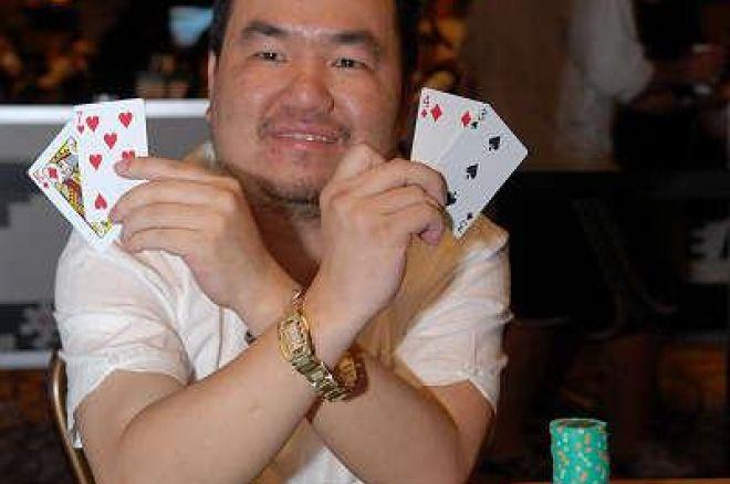 Thang Lu wint Event #6 $1.500,- Omaha hi/lo WSOP 2008 + meer WSOP Nieuws 0001