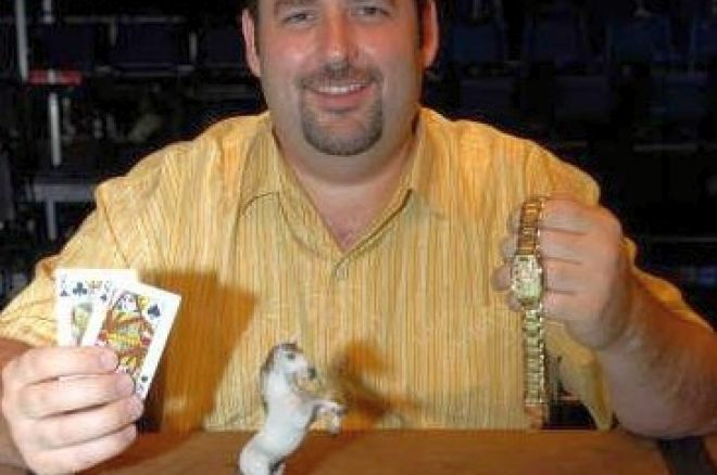 2008 WSOP Event #9 $1,500 No-Limit Hold'em Six-Handed: Rep Porter Finds Gold 0001