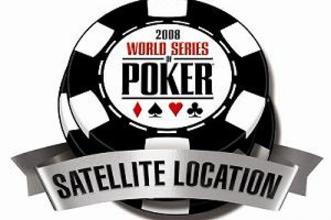 WSOP Satellite Strategy: 'The Hunt for WSOP is on' 0001